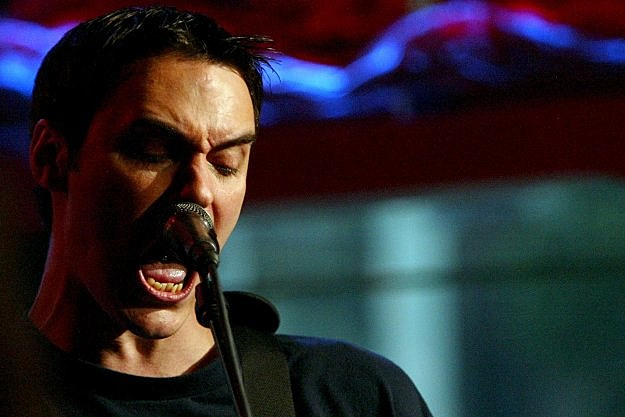 Ben Burnley of Breaking Benjamin