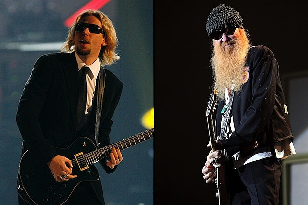 Chad Kroeger / Billy Gibbons
