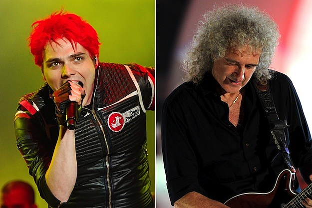 Gerard Way / Brian May