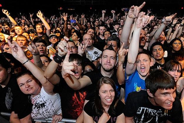 Metal Crowd