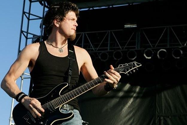 Ed Sloan of Crossfade