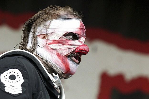 Slipknot's Clown