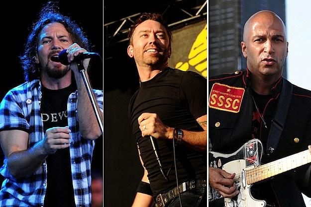 Eddie Vedder / Tim McIlrath / Tom Morello