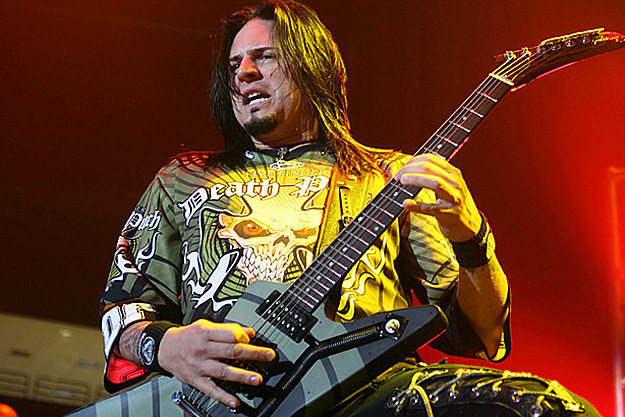Jason Hook of Five Finger Death Punch
