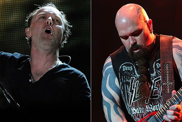 Lars Ulrich / Kerry King