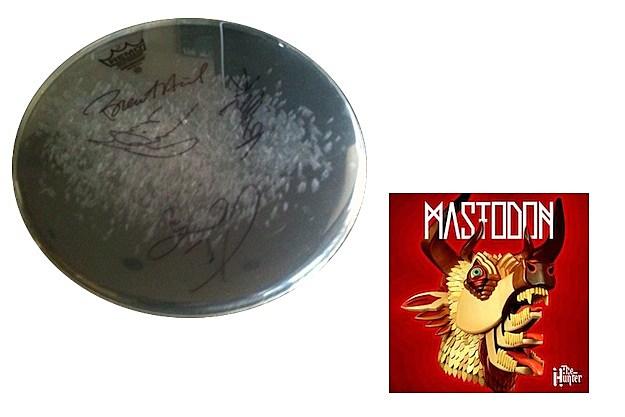 Mastodon Prize Pack