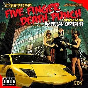 Five Finger Death Punch  Wikipedia