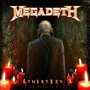 Megadeth 13 Cover