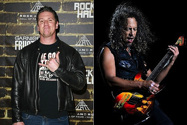 CJ Ramone / Kirk Hammett