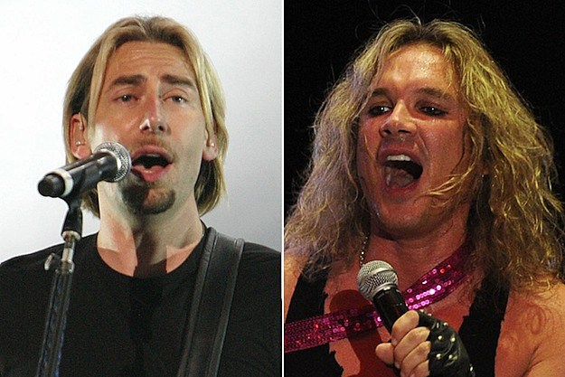 Chad Kroeger / Steel Panther
