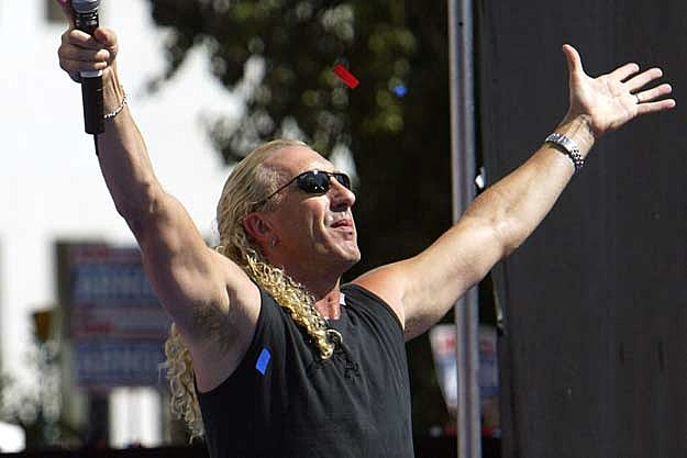 twisted sister singer dee snider to appear on celebrity. Black Bedroom Furniture Sets. Home Design Ideas