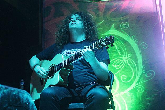 Fredrik Åkesson of Opeth