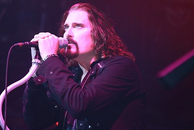 James LaBrie of Dream Theater