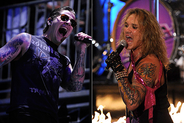 Avenged Sevenfold / Steel Panther