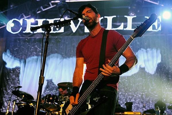 Chevelle tour dates in Perth