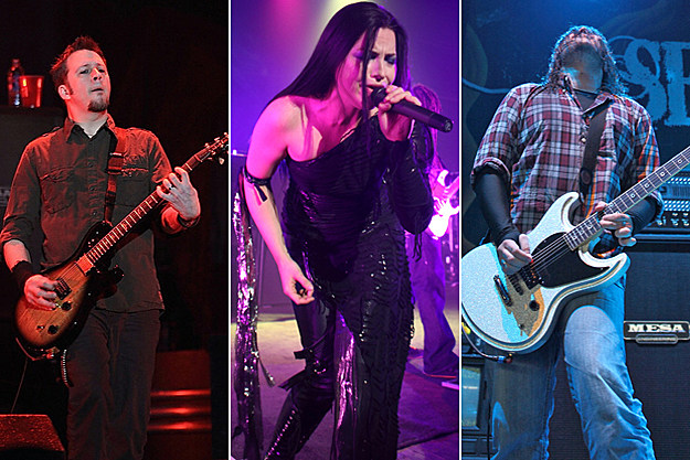 Evanescence & Seether