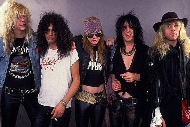 Guns N Roses 2013 Members Original Guns N  Roses Lineup