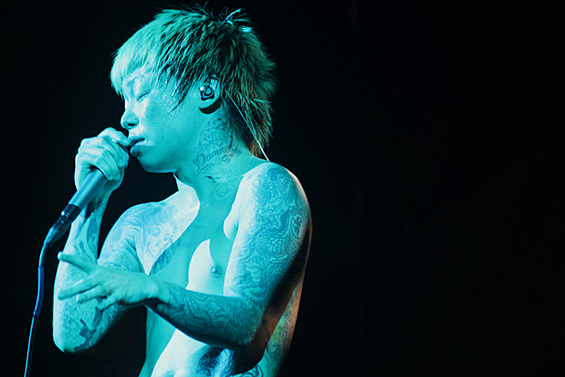 Kyo of Dir en grey