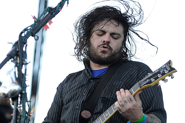 Shaun Morgan of Seether