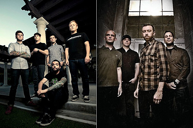 A Day To Remember /  Rise Against