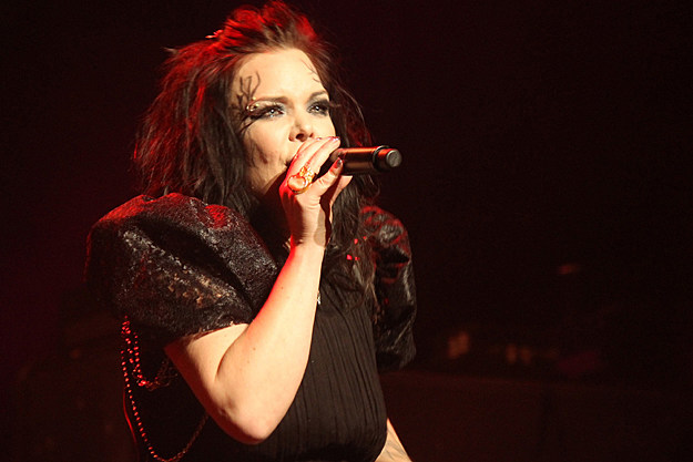 Annette Olzon of Nightwish