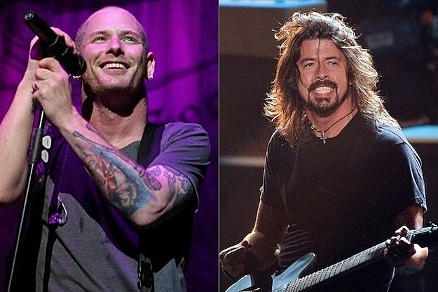 Corey Taylor / Dave Grohl