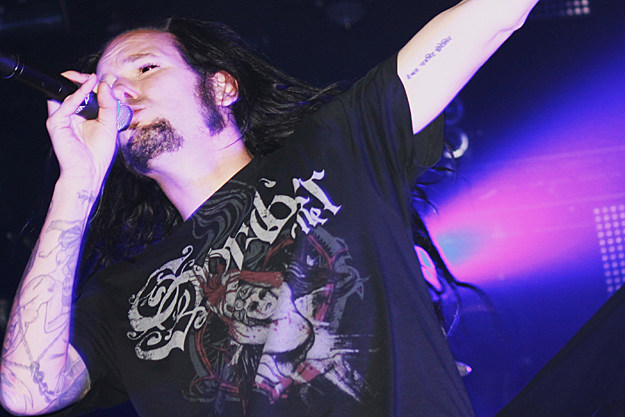 Jon Davis of Korn