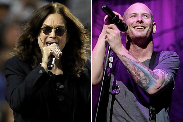 Ozzy Osbourne / Corey Taylor