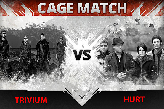 Trivium / Hurt Cage Match