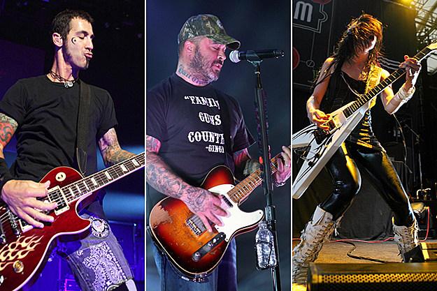 Godsmack / Staind / Halestorm