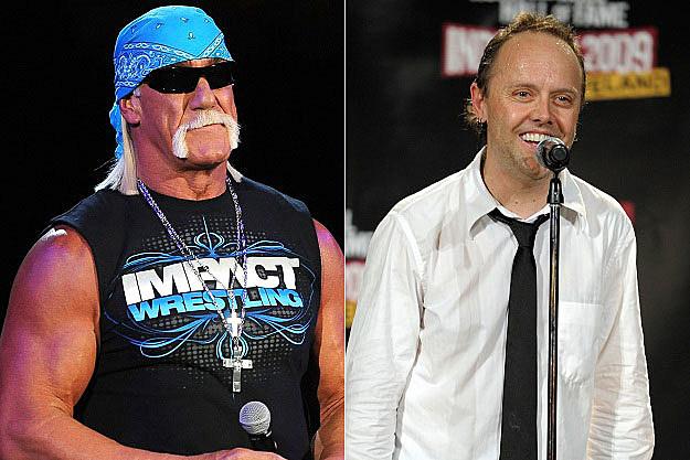 Hulk Hogan, Lars Ulrich