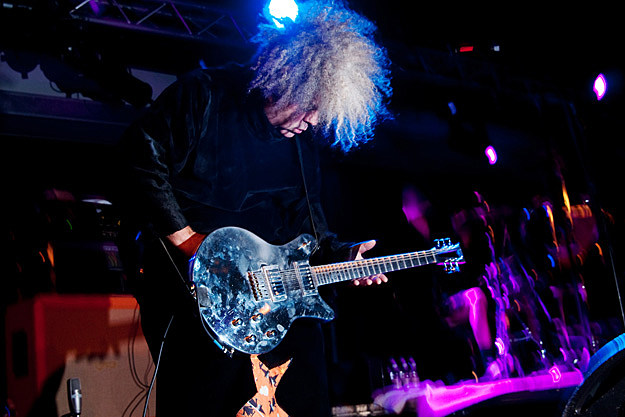 King Buzzo of the Melvins