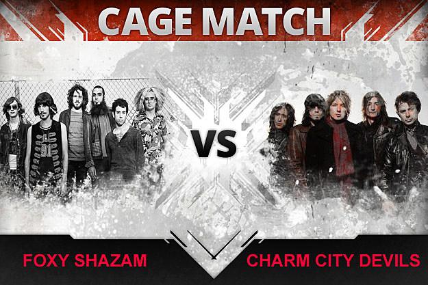 Foxy Shazam / Charm City Devils