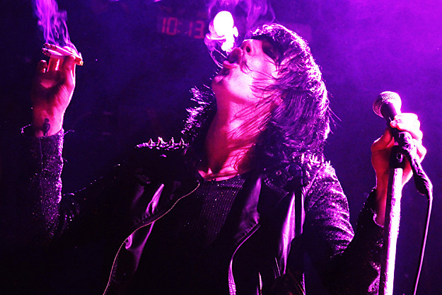 Eric Sean Nally of Foxy Shazam