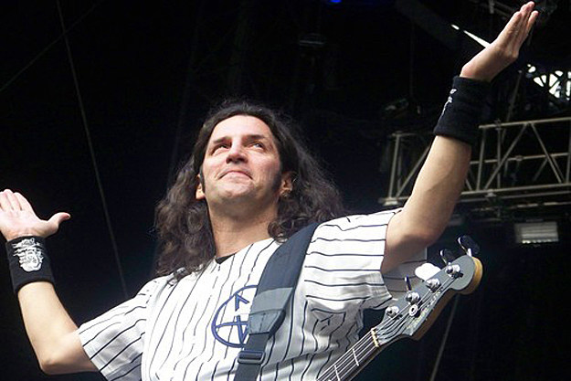 Frank Bello of Anthrax