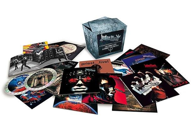 Judas Priest Complete Albums