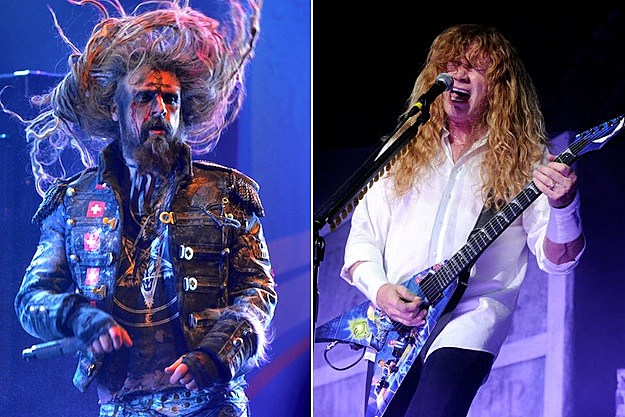 Rob Zombie / Dave Mustaine