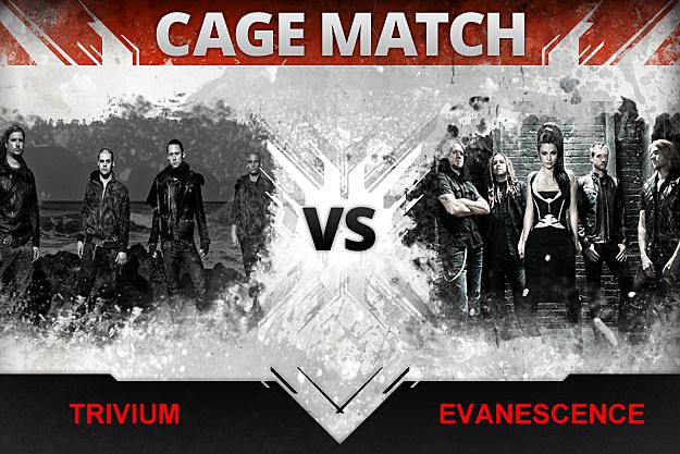 Trivium / Evanescence