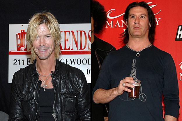 Duff McKagan & Sean Kinney