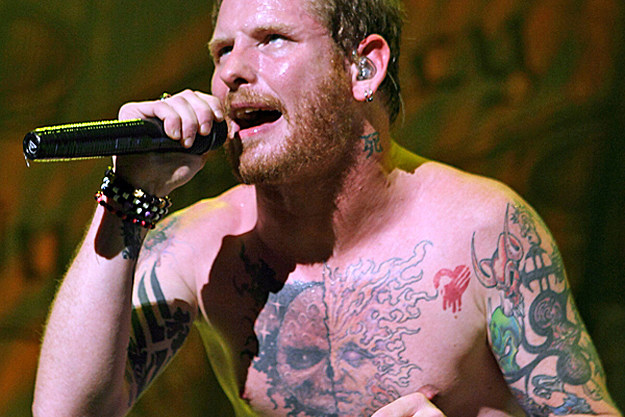 it�s corey taylor�s tattoo loudwire