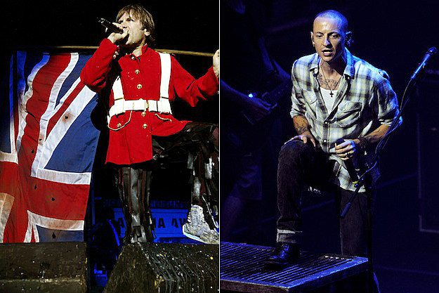 Bruce Dickinson / Chester Bennington