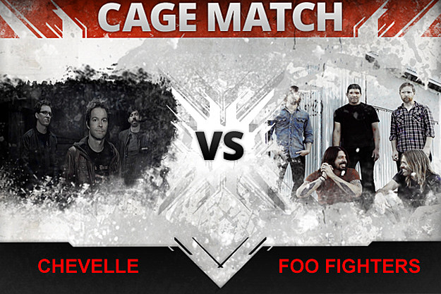 Chevelle / Foo Fighters