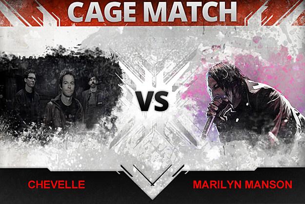 Chevelle / Marilyn Manson