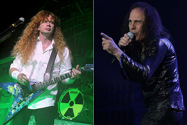 Dave Mustaine / Dio