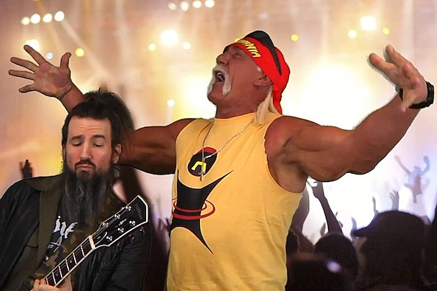 Hulk Hogan / Bumblefoot