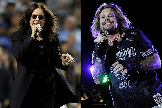 Ozzy Osbourne / Vince Neil