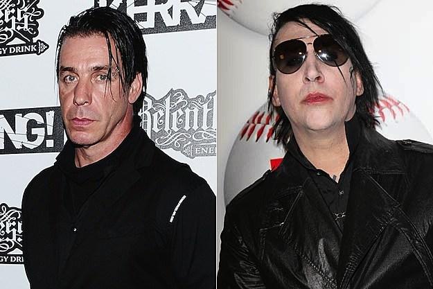 Rammstein / Marilyn Manson