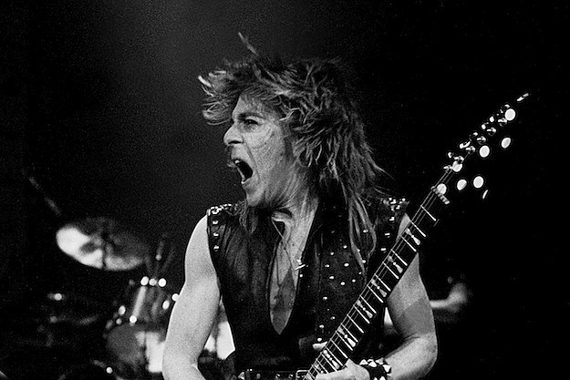 Randy Rhoads Family Files Lawsuit Over Coffee Table Book
