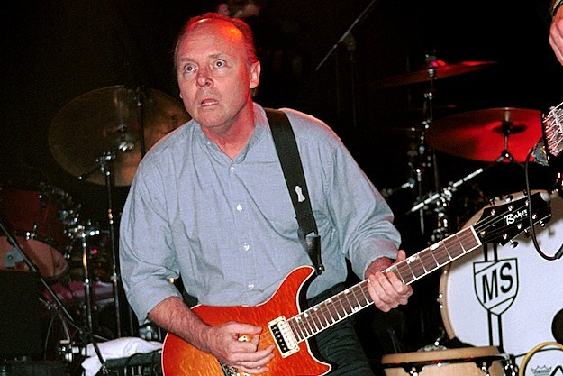 Rock Guitarist RONNIE MONTROSE Dies at 64