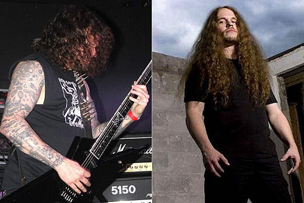 Sammy Duet of Goatwhore / Erik Rutan of Hate Eternal